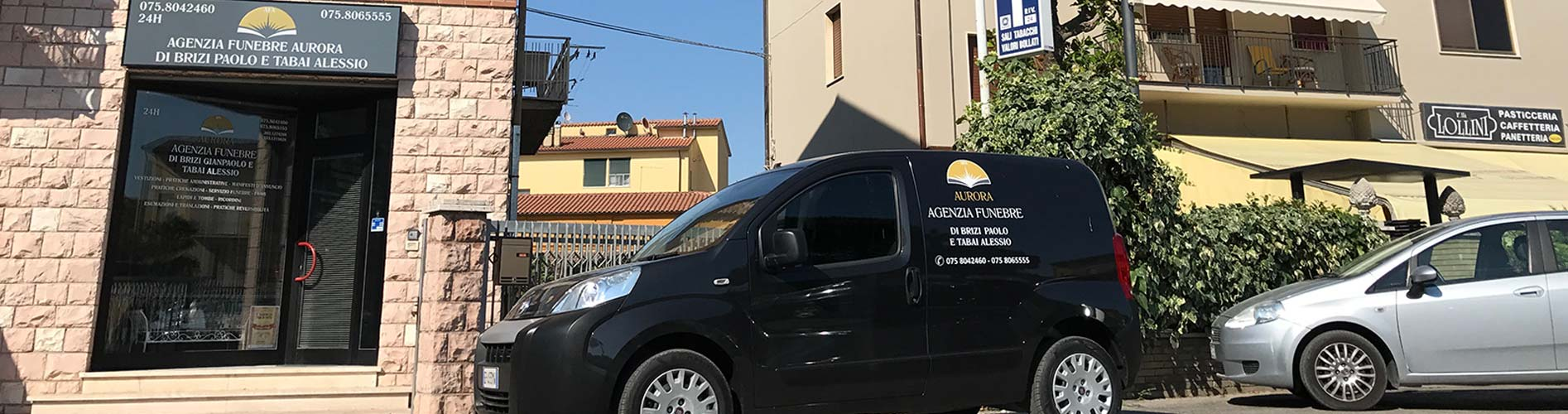 Agenzia Funebre Aurora - Santa Maria degli Angeli - Assisi