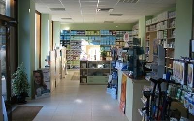 arredamento negozio ortopedico
