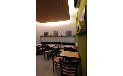 bar cactus e coffe tavoli e sedie
