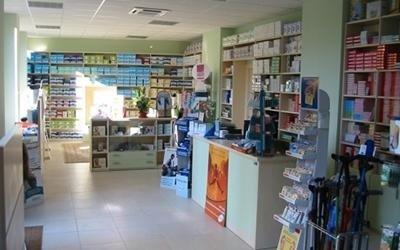 arredamento negozio ortopedia