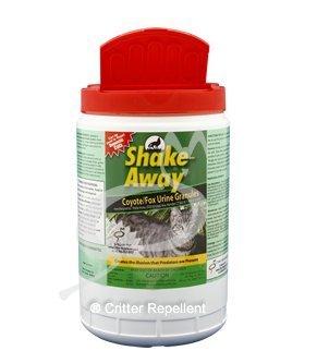Cat Repellent Get Rid Of Cats Shake Away Coyote Fox Urine