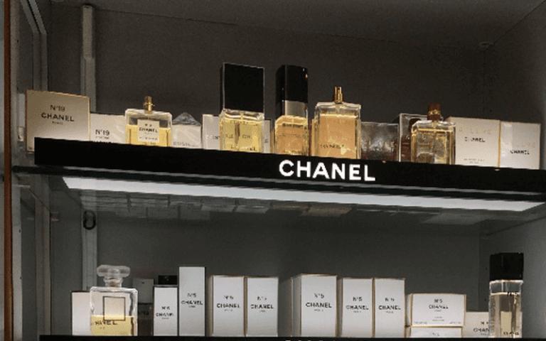 profumi e cosmetici chanel