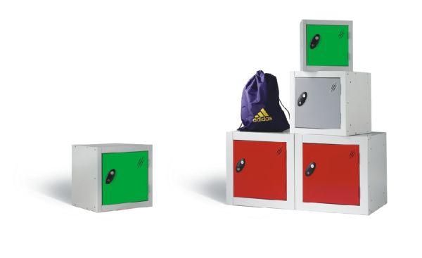 Cube Lockers and Quartos