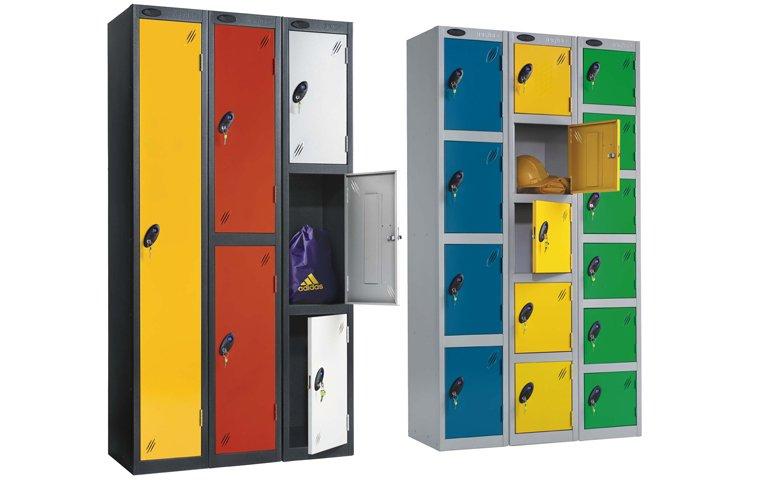 Full Height Lockers