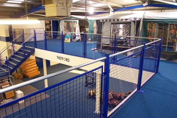 Mezzanine floor construction racking shelving ltd for Mezzanine cost estimate