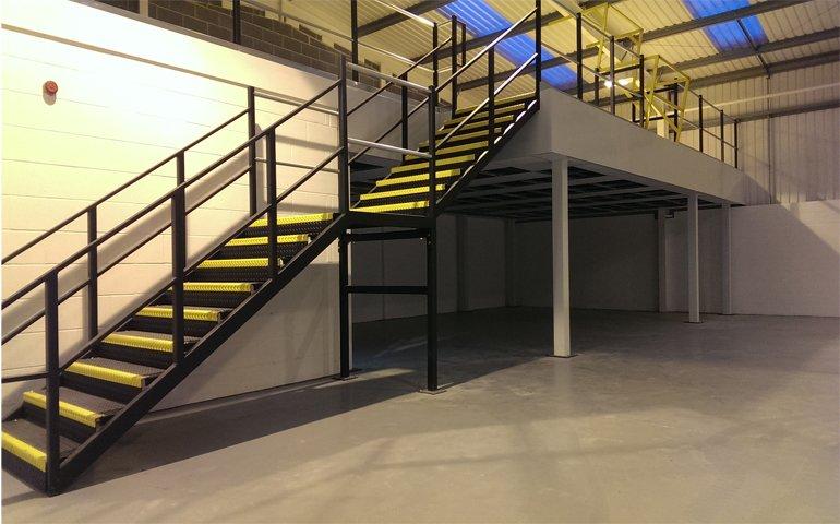 Mezzanine Floor Accessories
