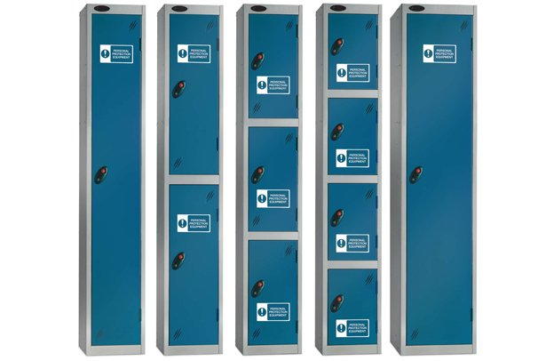 Personal Protection Equipment Lockers
