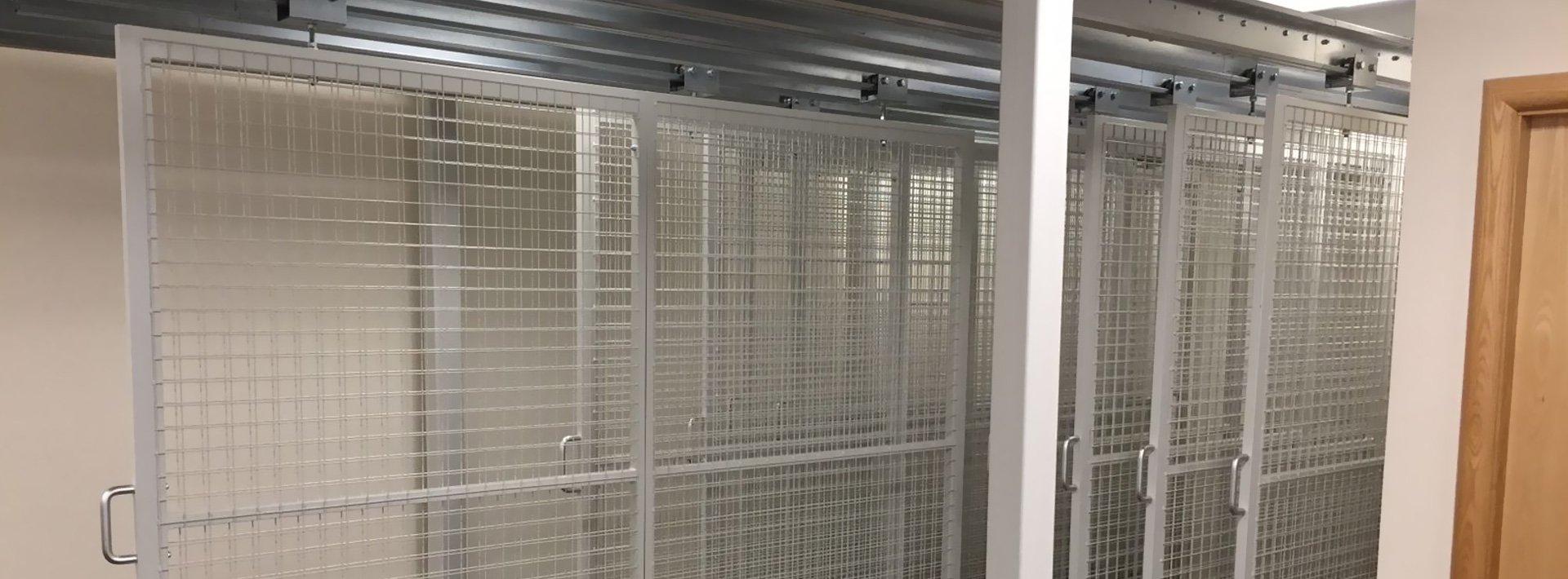 Commercial racks