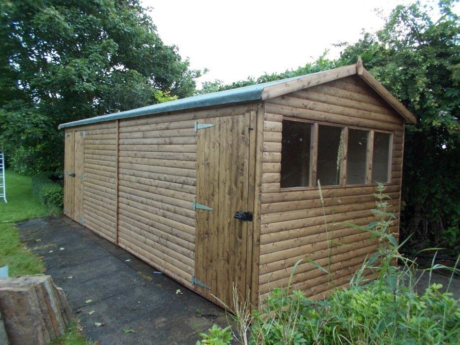 bespoke timber building