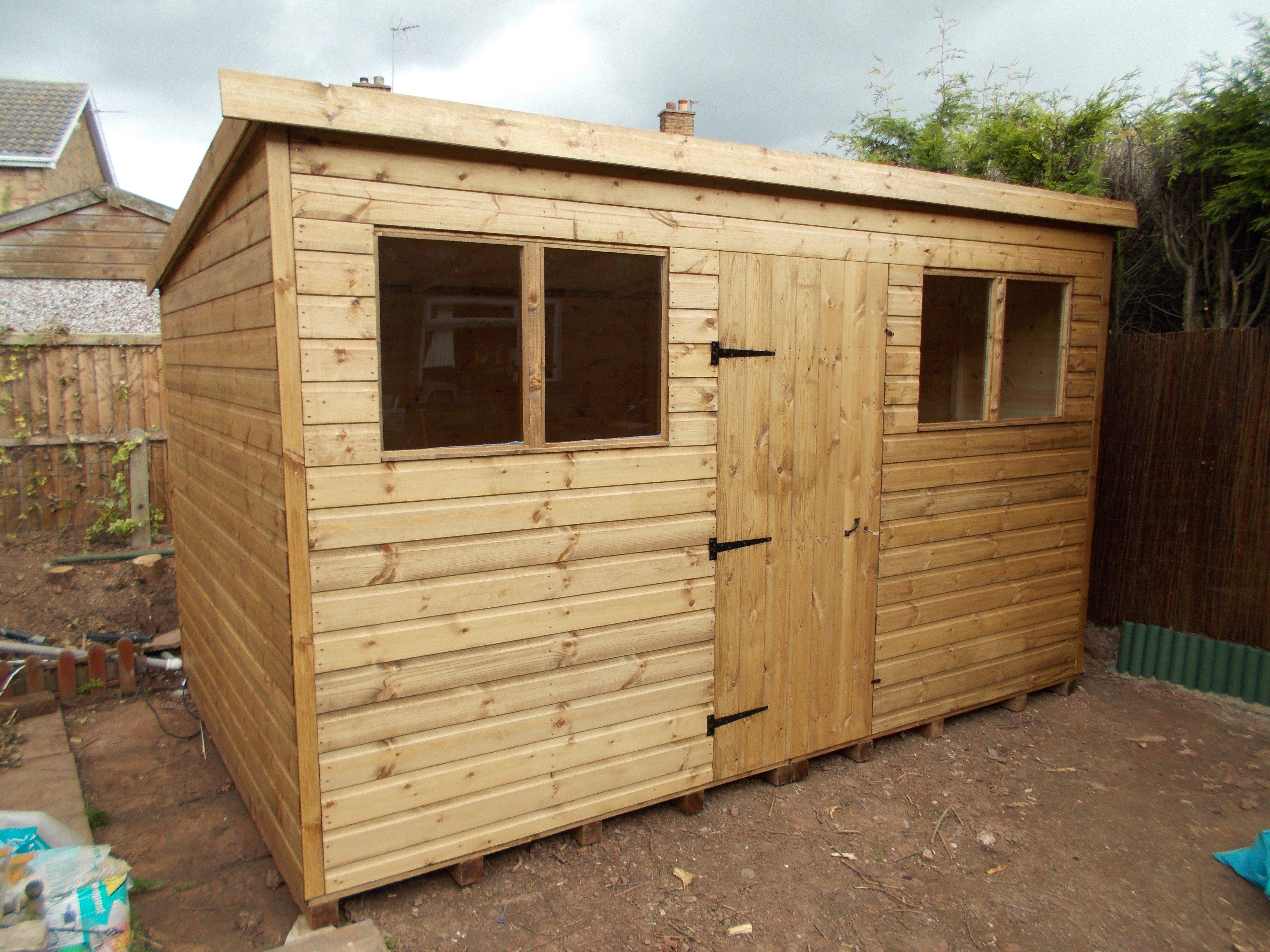 Garden Sheds Nottingham outbuildings sold across nottingham at sherwood shed company