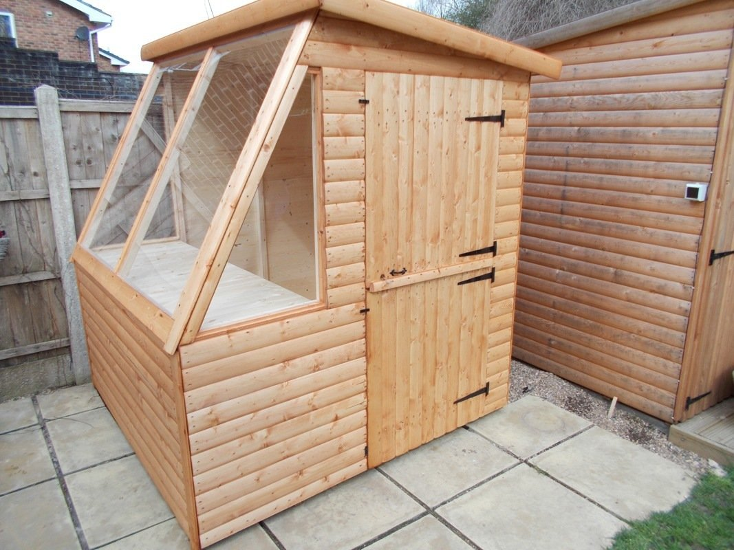 reliable potting sheds
