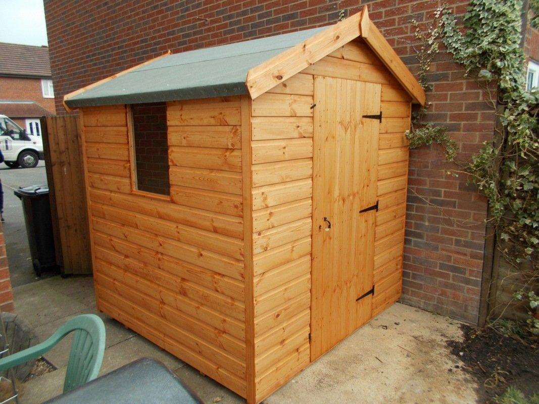 full wood treatment