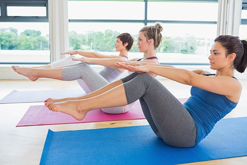 Personalised yoga asanas as per the customer needs