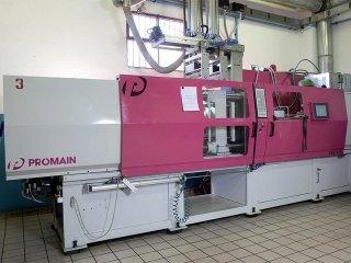 macchinario stampaggio
