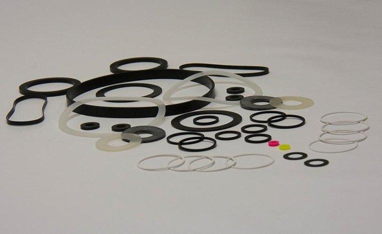 Zanini rubber - rondelle gomma