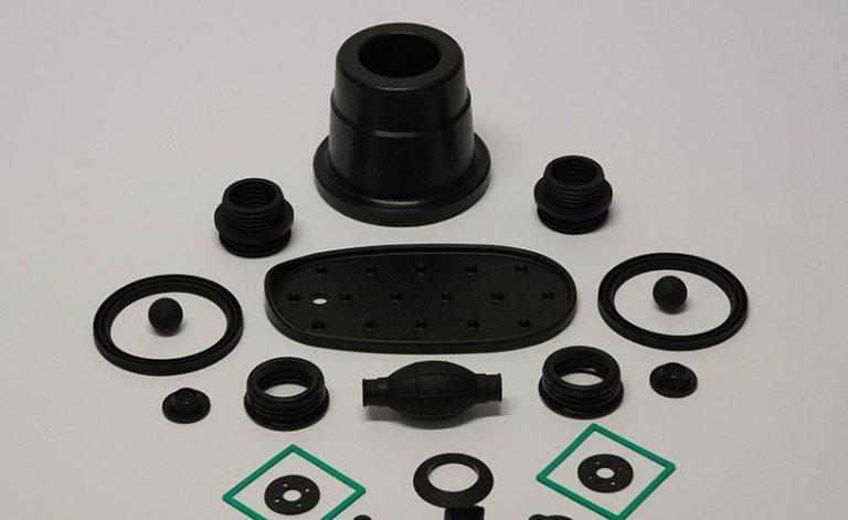 Zanini rubber - Produzione particolari in gomma