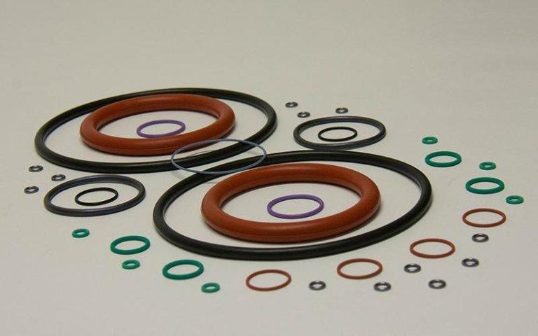 o-ring colorati