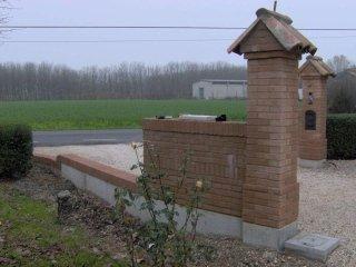 recinzione aedificando