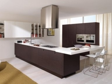 Rendering 3d cucina