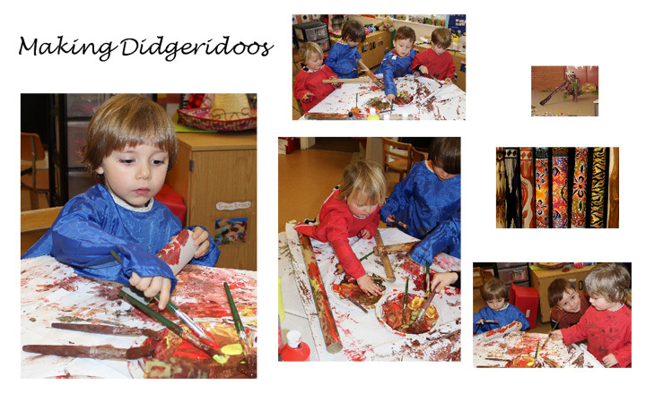 Making digeridoos