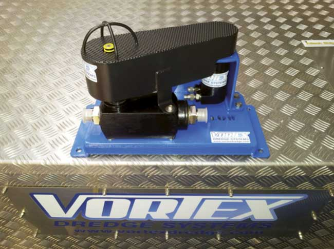 Rov hydraulic tooling valve solenoid operated vortex for How motor operated valve works