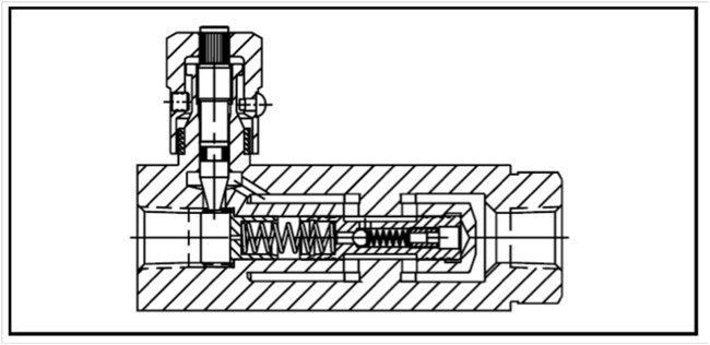 Hydraulic Tooling Valve Diagram