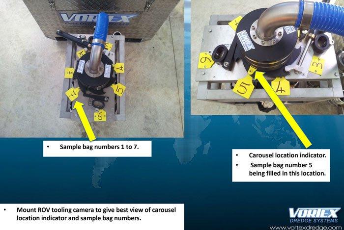 Marine Growth Sample Tool Step 3