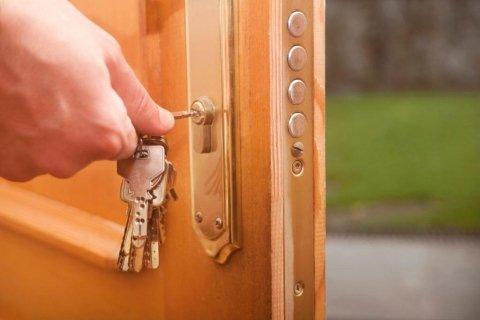 chiave serratura blindata