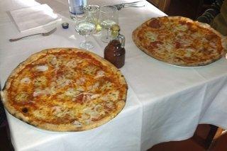 pizza a legna