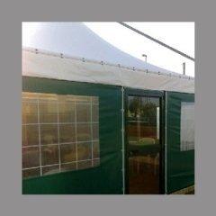 struttura a tenda