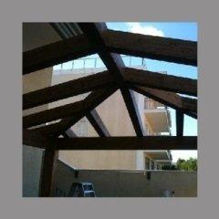 strutture in legno su misura
