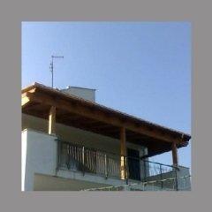 copertura in legno per terrazza