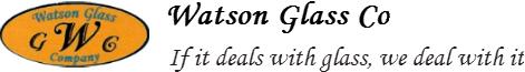 Watson Glass Company logo