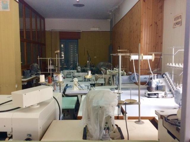 manutenzione macchine per cucire