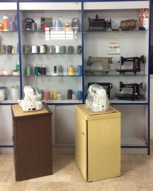 macchine da cucire industriali
