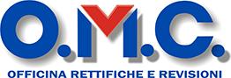 O.M.C. Officina Rettifiche e Revisioni Logo