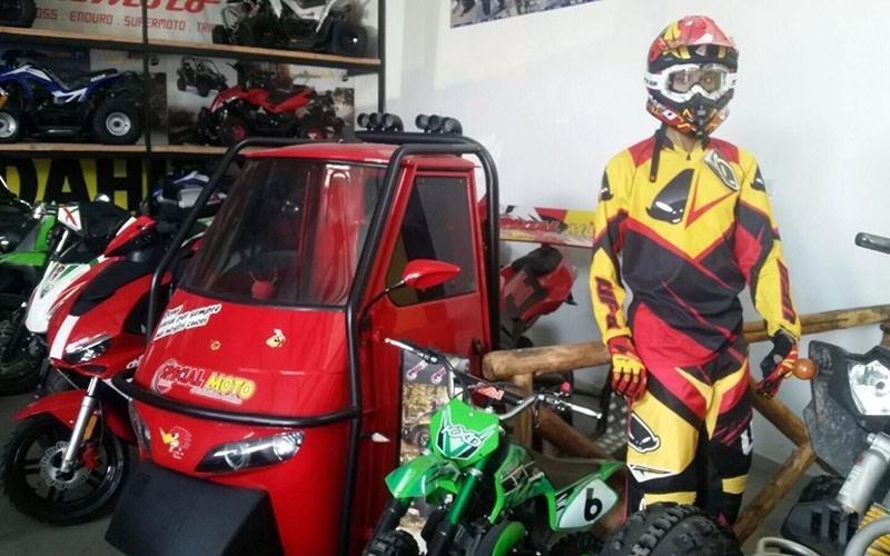 Vendita mini-moto