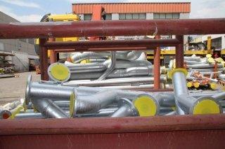 costruzione tubazioni