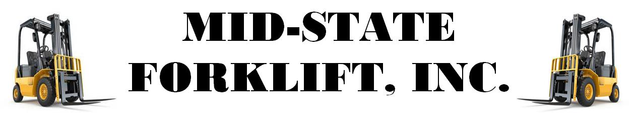 Mid-State Forklift Inc logo