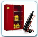 A variety of environment and safety products we supply
