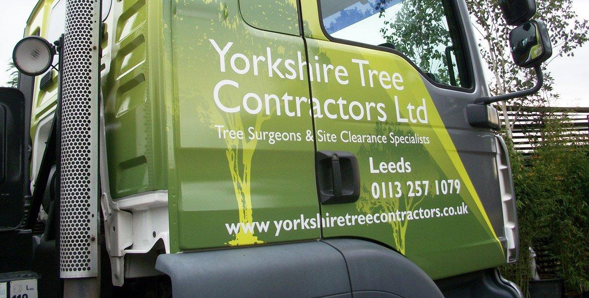 YTC lorry