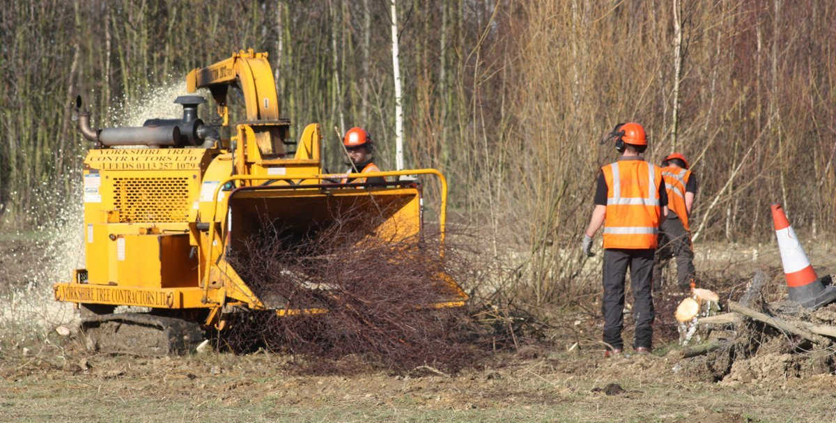 Site clearance service