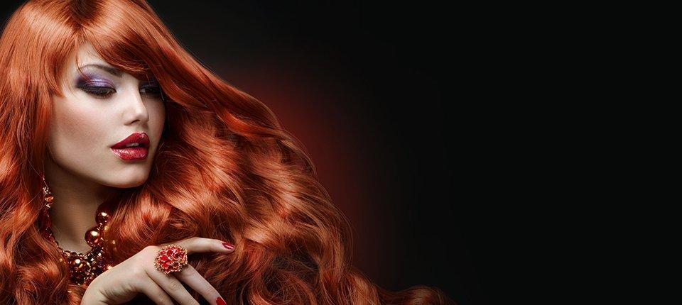 Long-lasting hair colouring