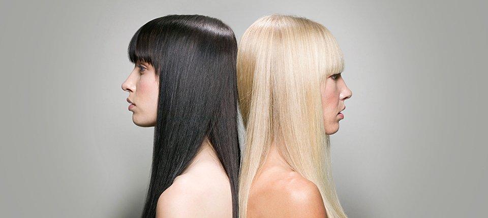 monofibre hair