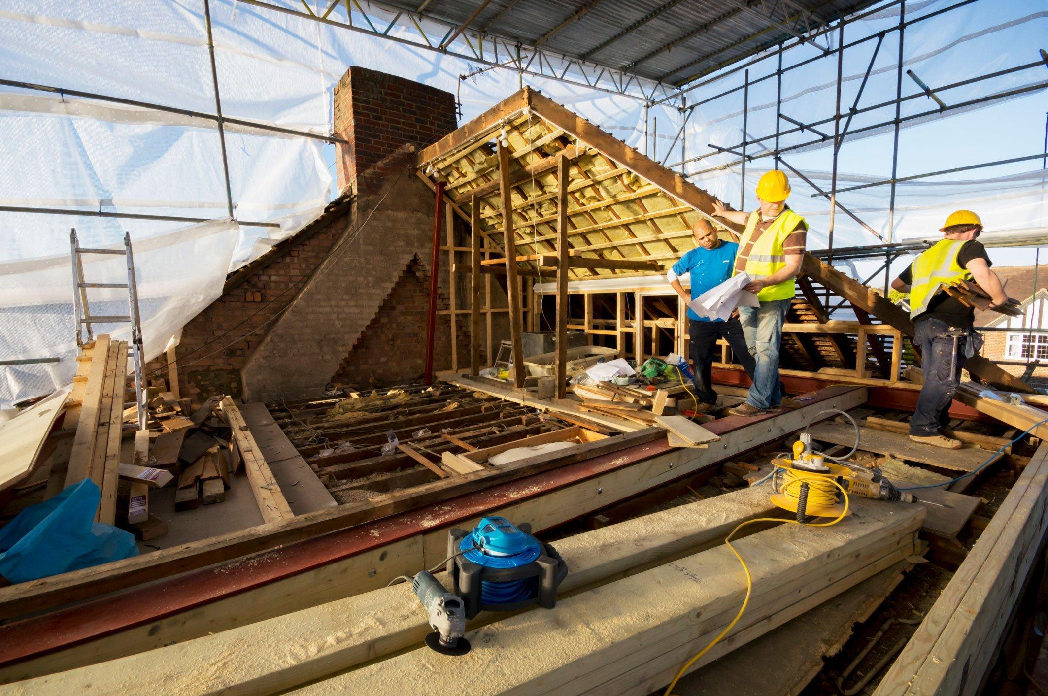 Home refurbishment by MKH Ltd