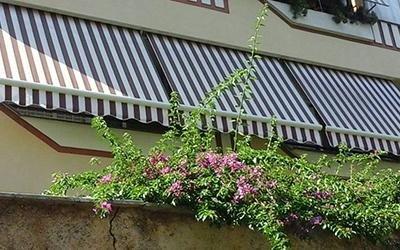installazione tende solari Roma