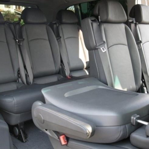 TAXI N.C.C. interno minibus