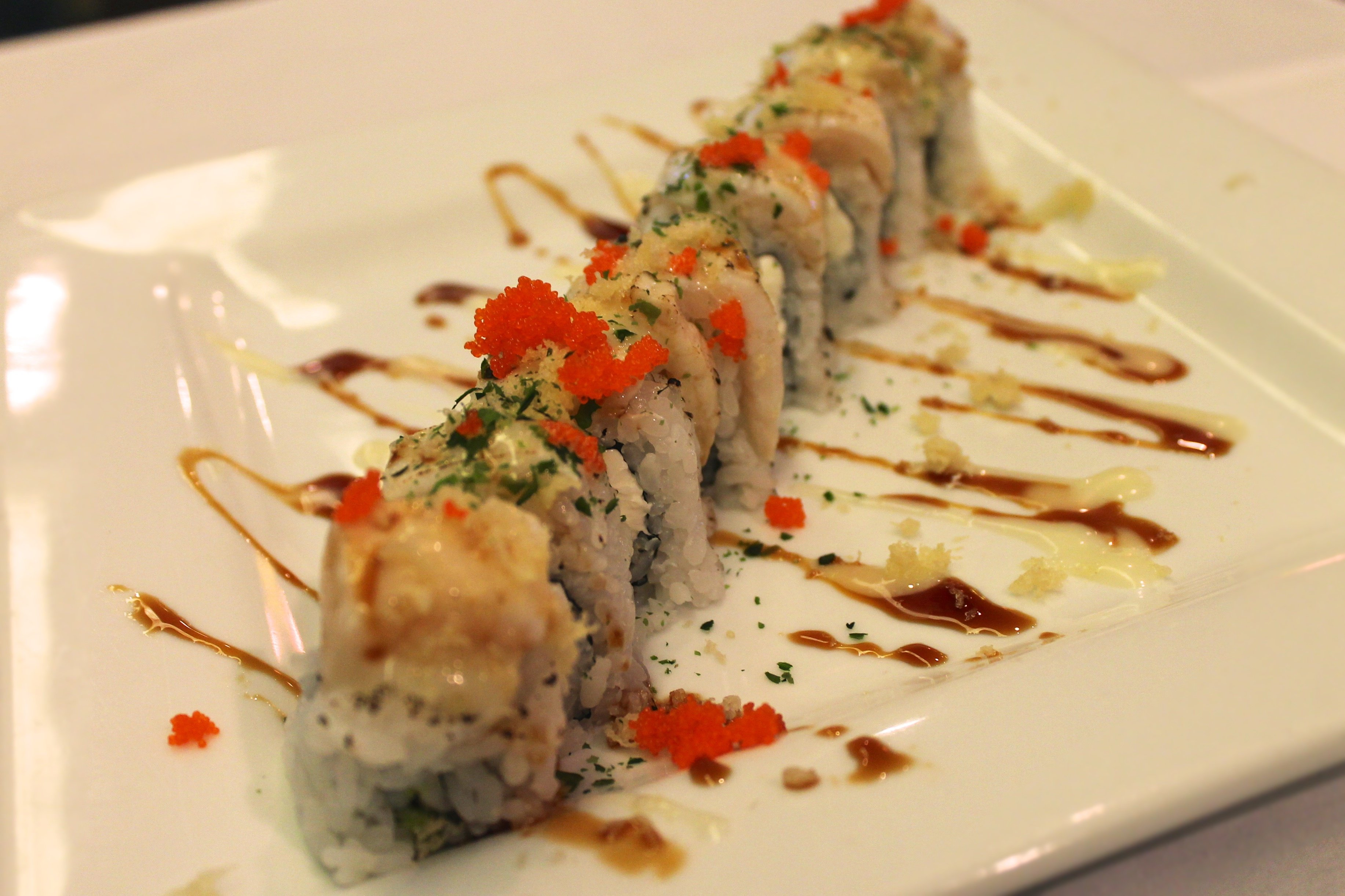 sushi in arkansas