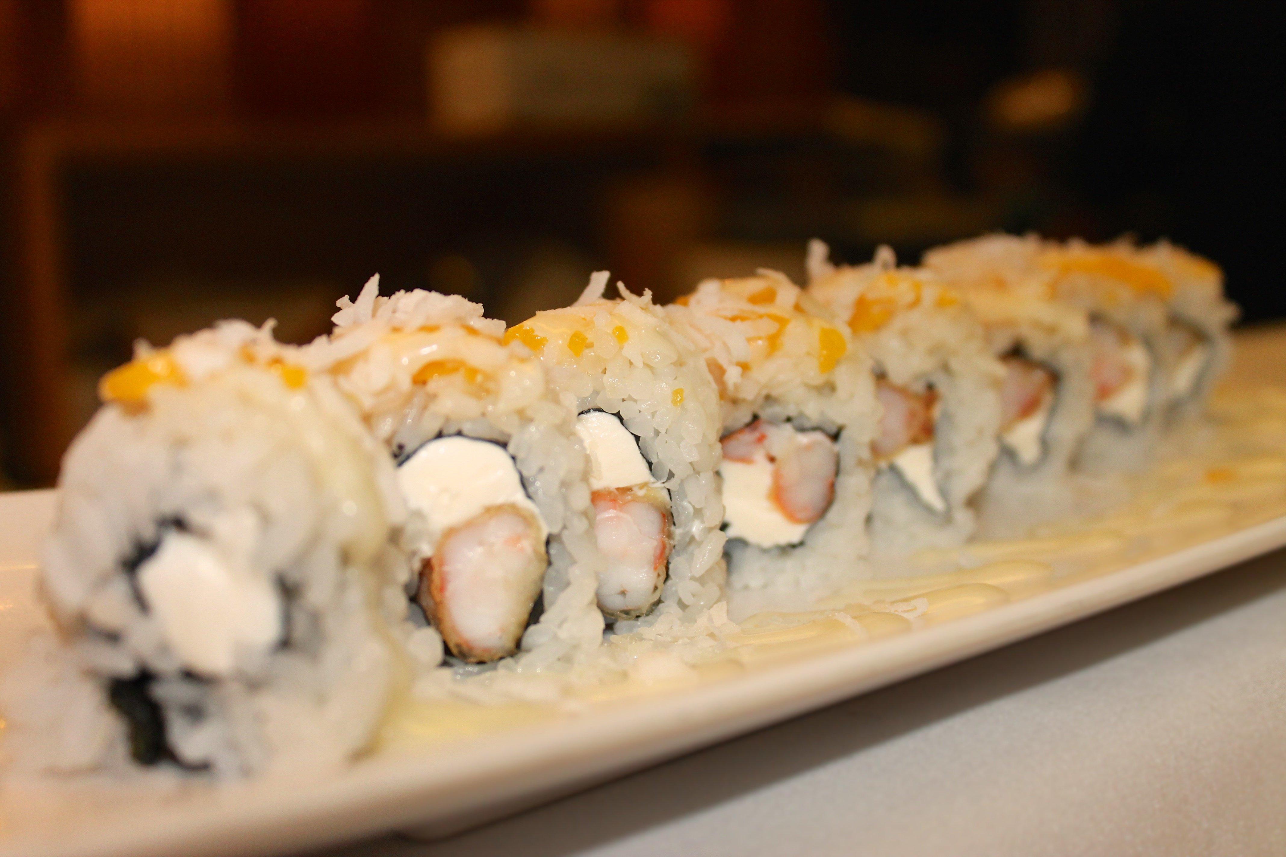 sushi rolls in north little rock, ar