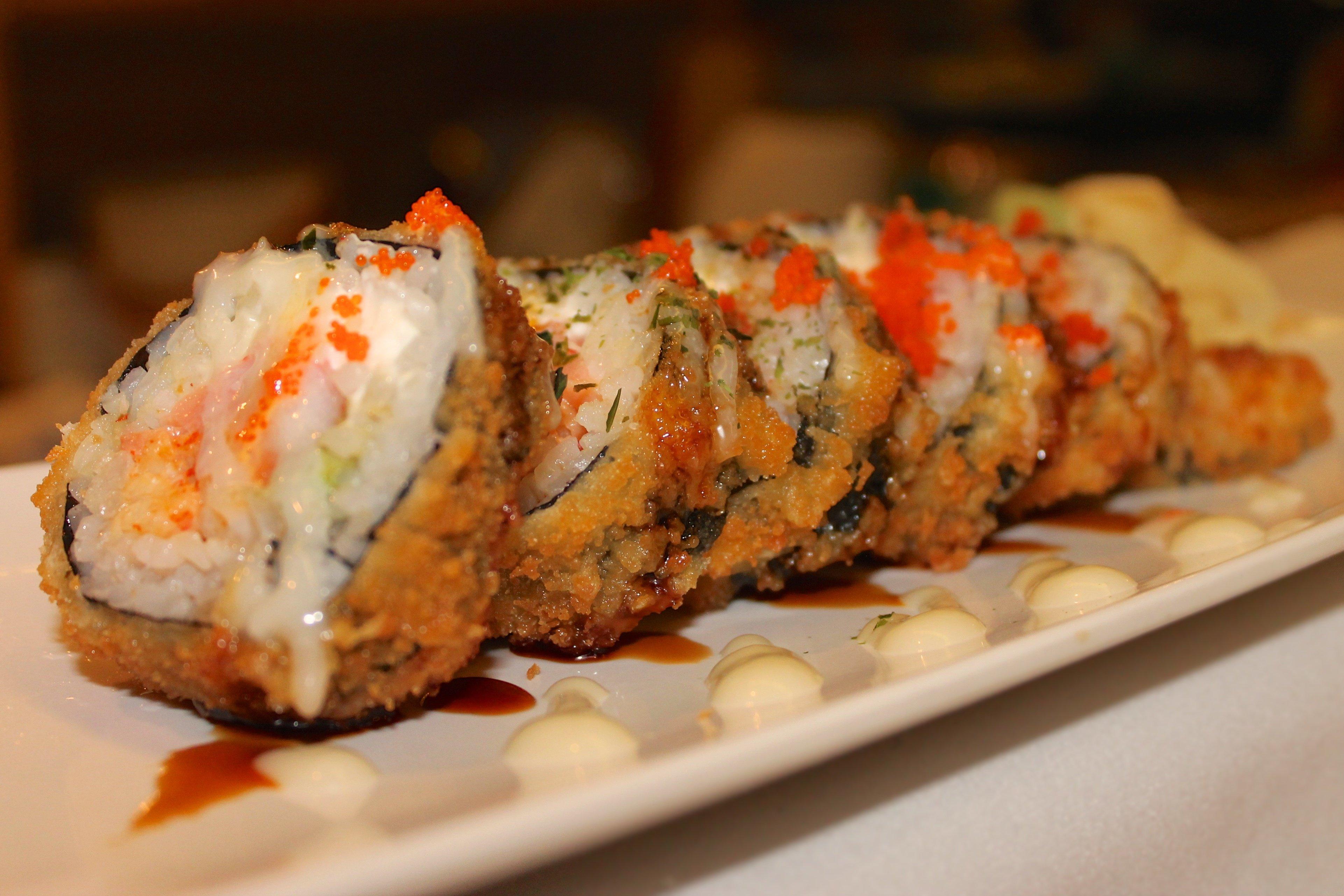 sushi rolls in benton, ar